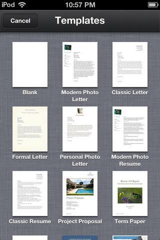 Abrir páginas y crear una hoja en blanco.