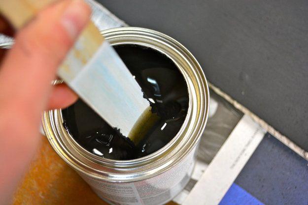 Cómo hacer una pizarra magnética