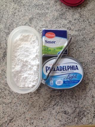 Ingrediens necesario para el relleno