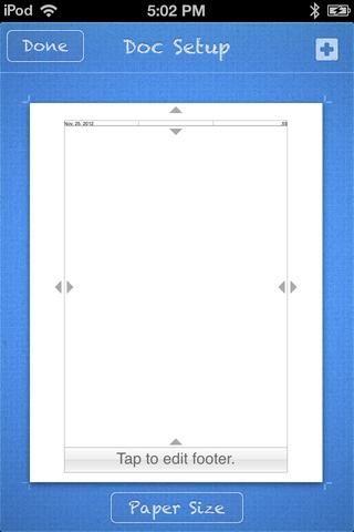 Pulse sobre el azul + en la parte superior derecha de la pantalla.