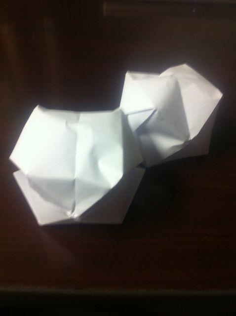 Cómo hacer un globo de papel