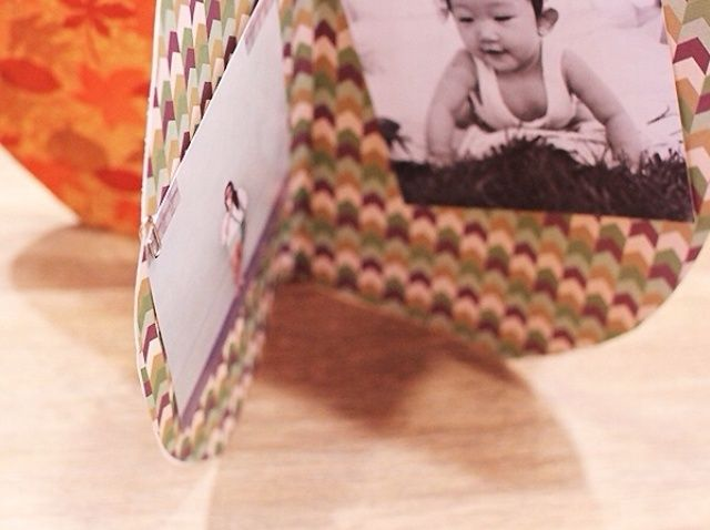 Cómo hacer una calabaza Papel Con Mobile Photo Prints