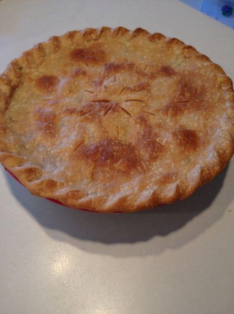 Cómo hacer un perfecto Receta Apple Pie