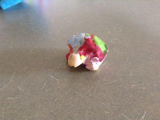 Cómo hacer un polímero de la arcilla de la tortuga