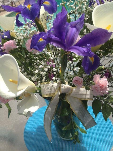 Cómo hacer un bonito arreglo de flores de primavera