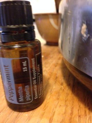Yo uso dōTERRA sólo aceites esenciales.