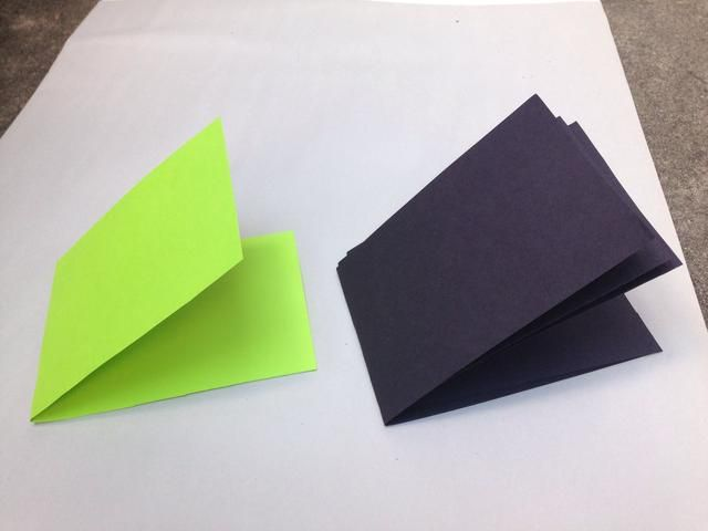 Cubierta Fold y páginas en medio.