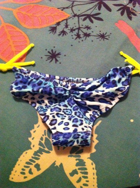 Cómo hacer un Scrunch Bum Bikini