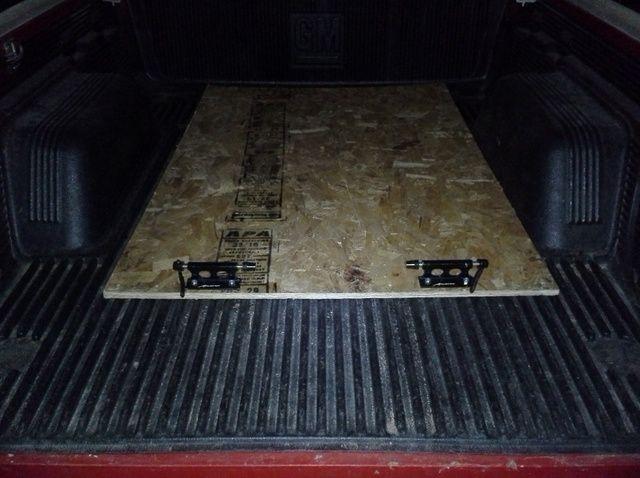 Cómo hacer un estante de la bici simple para un camión