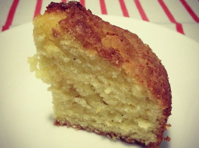 Cómo hacer una receta sencilla de Orange Cake