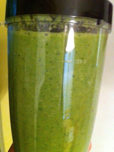 Como hacer un'Sock It to Me' Green Smoothie Recipe