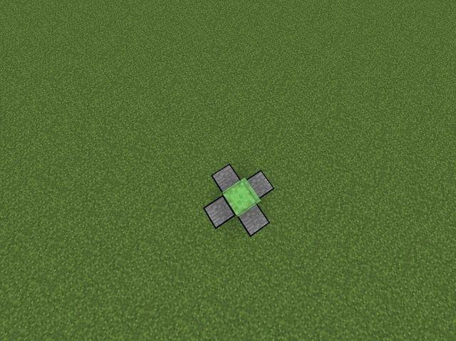 Cómo hacer un estacionario de alta Jump con los bloques Slime