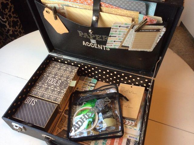 Cómo hacer un Crafter Viajar's Case