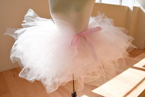 Cómo hacer una falda tutú
