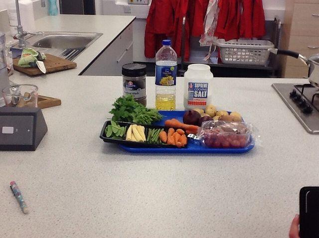 Cómo hacer una receta de sopa de verduras