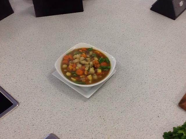 y disfrutar de su delishus y sopa increíble