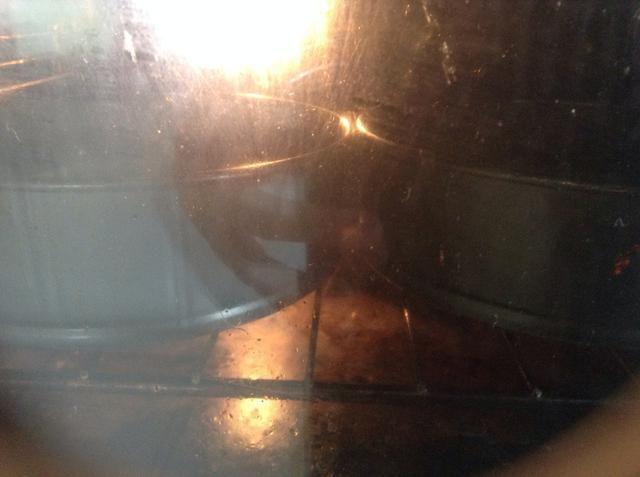 Coloque en el horno