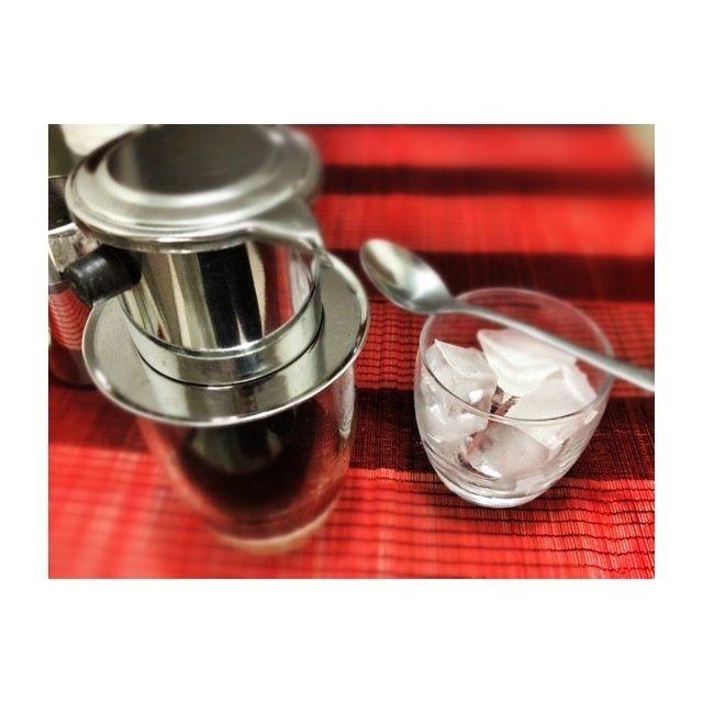 También puede añadir un poco de cubo de hielo ... :)