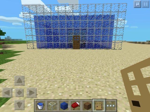 Cómo hacer una Casa del Agua en Minecraft