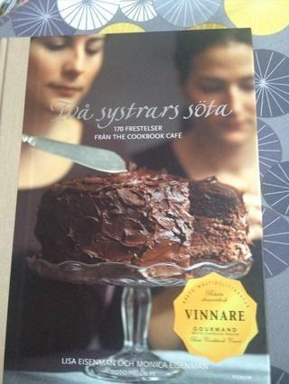 La receta viene de esta gran (sueco) libro de cocina