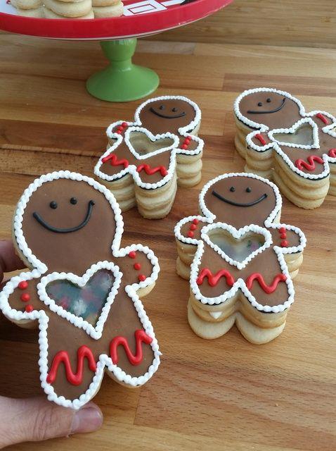 Cómo hacer adorable, de buen corazón galleta de azúcar Personas Receta