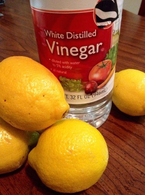 Cómo hacer Todo Limpiador Natural y de la limonada