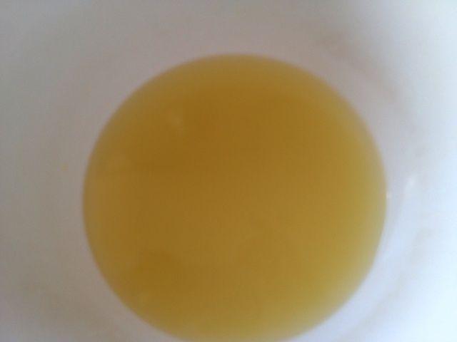 Disolver el líquido: 120 ml de concentrado de 1l de agua.