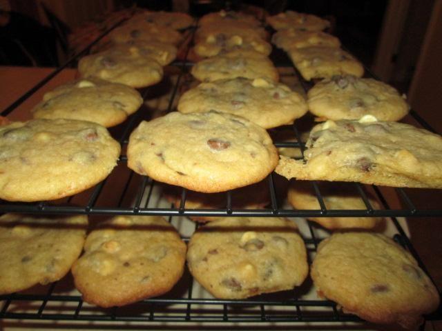 Voila! Increíble galletas de chocolate!
