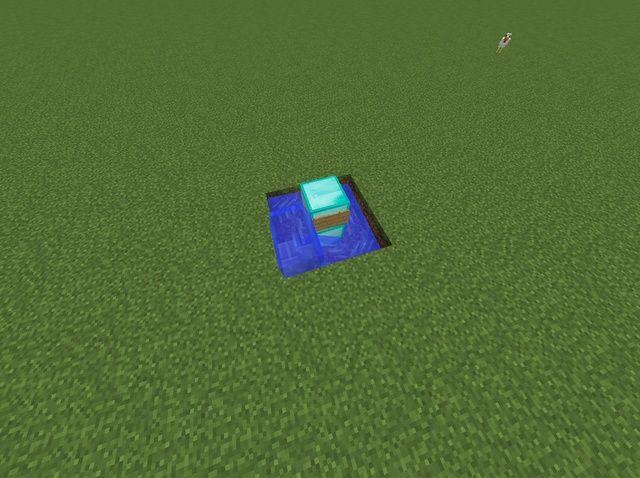 Cómo hacer una fuente de AFK (Minecraft)