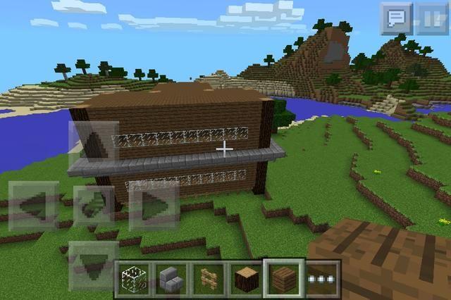 Crear el techo o azotea.