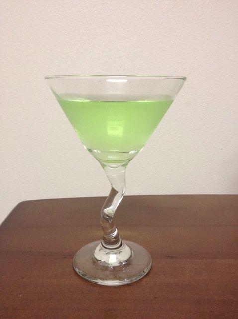 Cómo hacer un (Appletini) Receta de Apple Martini