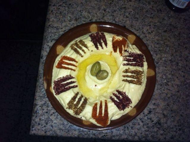Cómo hacer un Hummus impresionante! Receta
