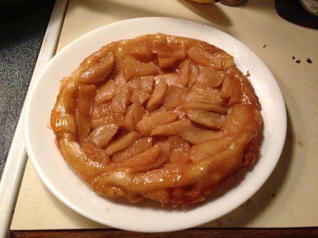 Cómo hacer una Tarta de Manzana Fácil francés! Receta