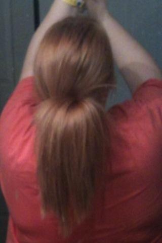 Mi pelo...