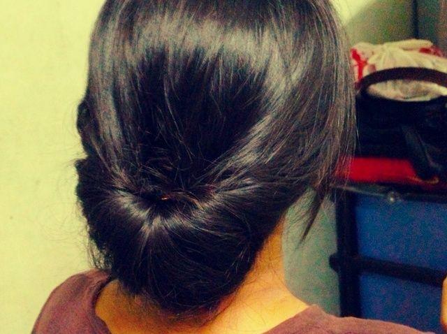 Cómo hacer un Updo pelo Fácil