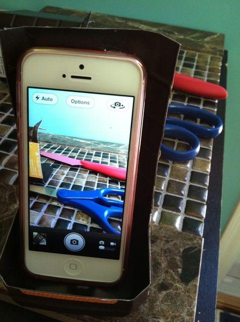 Cómo hacer un iPhone Multi-accesorio Fácil Reciclado