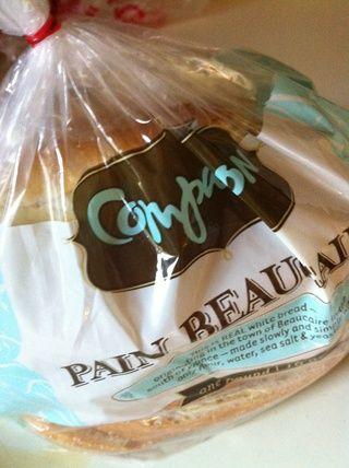 ¡Fuera el pan