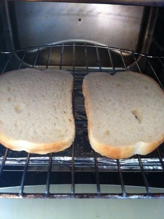 Carga en el pan