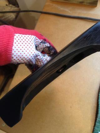 Sé que usted quiere saber dónde conseguir los guantes personalizados muy varoniles. Me pongo una como Michael J sin razón aparente.