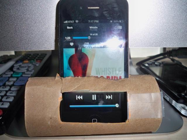 Waaapaaa. Ahora puede acceder a los controles. Y usted tiene buena música a todo volumen.