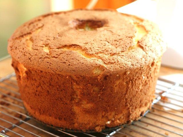 Cómo hacer una receta de la torta de gasa de Orange