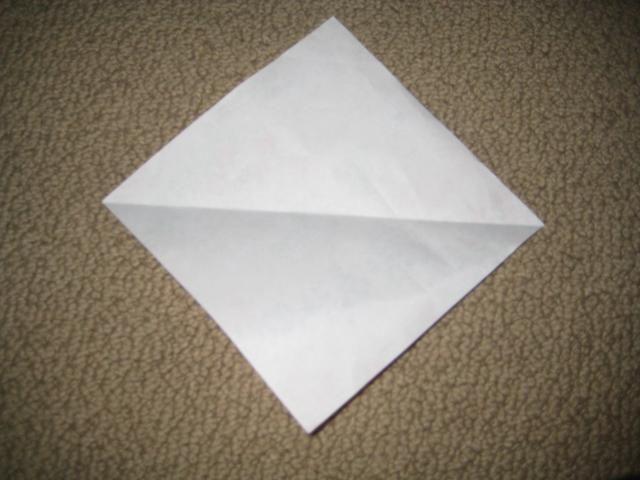 Abrir una copia de seguridad, habrá un pliegue en el medio.