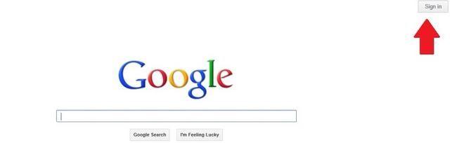 Ahora está listo para crear un álbum de Google. Usted necesitará una cuenta de Google. Crear una cuenta o iniciar sesión en su cuenta de existente.