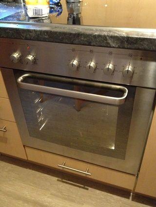 Ahora se puede precalentar el horno a 225 grados. Celsius.