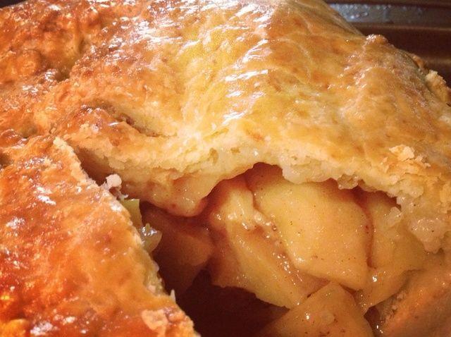 Cómo hacer pastel de manzana Receta de relleno