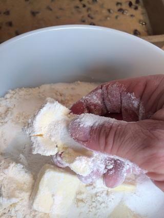 Separación de mantequilla.
