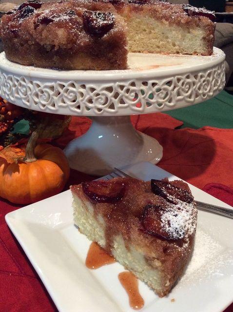 Cómo hacer austriaca Ciruela Receta de la torta