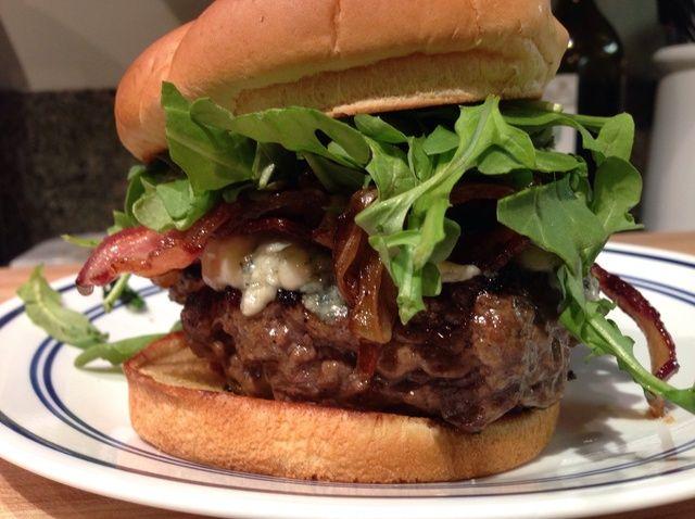 Cómo hacer hamburguesas increíbles Receta