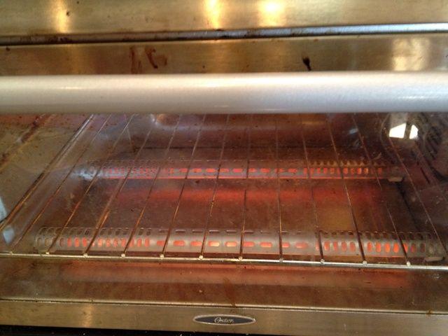 Caliente el horno pre a 400 ° F
