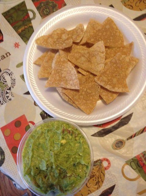 Cómo hacer al horno Tortilla Chips Receta
